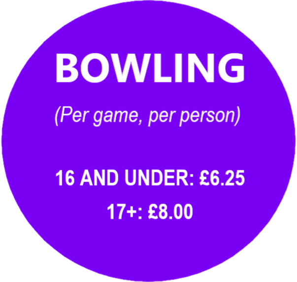 Picture Bowling Prices