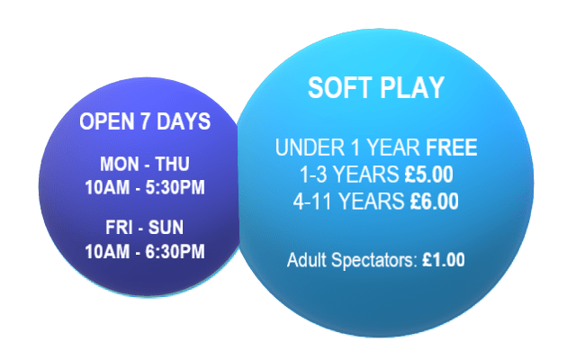 Soft Play Hrs